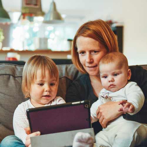 Legionellen bei Familien mit Kleinkindern